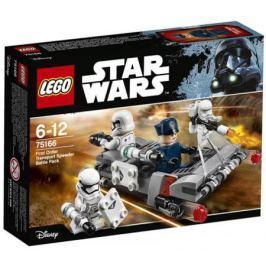 Конструктор LEGO Star Wars: Спидер Первого ордена 117 элементов