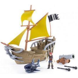 """Игровой набор Pirates of Caribbean """"Пираты Карибского моря"""" - Корабль Джека Воробья 73112"""
