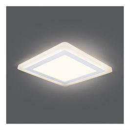Встраиваемый светодиодный светильник Gauss Backlight BL124