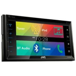 Автомагнитола JVC KW-V320BT USB MP3 CD DVD FM 2DIN 4x50Вт