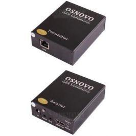 Комплект для передачи HDMI-сигналов Osnovo TLN-Hi/1+RLN-Hi/1