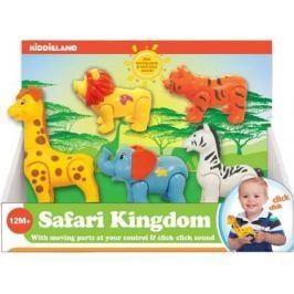 Развивающая игрушка KIDDIELAND Мир сафари 054106