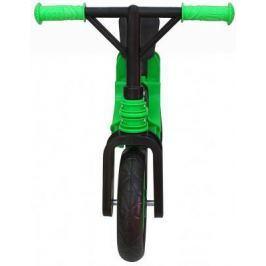 """Беговел RT Hobby bike Magestic 10"""" зелено-черный"""