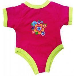 Одежда для куклы Mary Poppins 38-43см, боди Цветочек 208