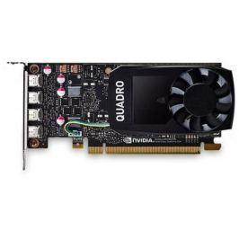 Видеокарта 4096Mb PNY Quadro P1000 PCI-E 4xminiDP VCQP1000-PB Retail