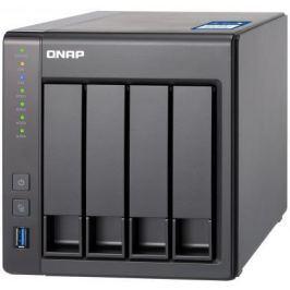 Сетевое хранилище QNAP TS-431X-8G
