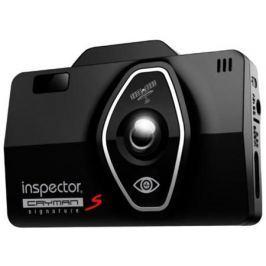 "Видеорегистратор Inspector Cayman S 2.4"" 1920x1080 130° microSD microSDXC датчик удара черный"