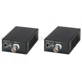 Комплект SC&T CA101VP без БП для передачи Composite Video и питания по одному коаксиальному кабелю до 800м