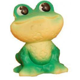 """Резиновая игрушка для ванны Огонек """"Лягушка"""" 11 см С-490"""