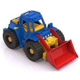 """Трактор Нордпласт """"Дон"""" 20 см в ассортименте 153 106350"""