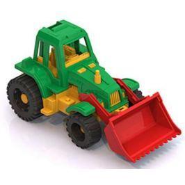 """Трактор Нордпласт """"Ижора"""" в ассортименте 20.5 см 151"""