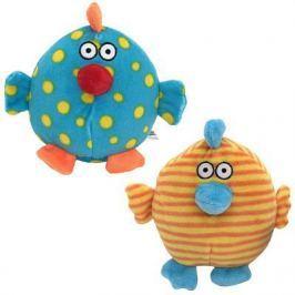 """Мягкая игрушка петух Fluffy Family """"Круглик"""" 12 см разноцветный текстиль в ассортименте 681213"""