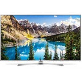 Телевизор LG 65UJ675V серебристый