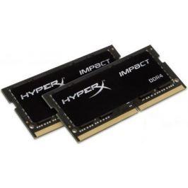 Оперативная память для ноутбуков SO-DDR4 16Gb (2x8Gb) PC19200 2400MHz Kingston HX424S14IB2K2/16