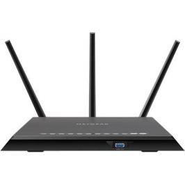 Беспроводной маршрутизатор NetGear R7000P-100PES 802.11aс 2225Mbps 5 ГГц 2.4 ГГц 5xLAN USB черный