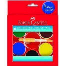 Акварель Faber-Castell Jumbo 6 цветов 125007