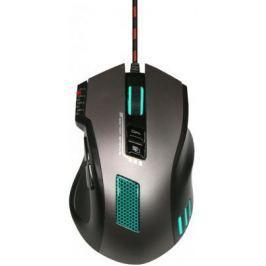Мышь проводная Jet.A Cratus JA-GH22 серебристый чёрный USB