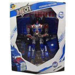 Робот-трансформер Shantou Gepai Mech - Heroes Return с аксессуарами в ассортименте D622-E272