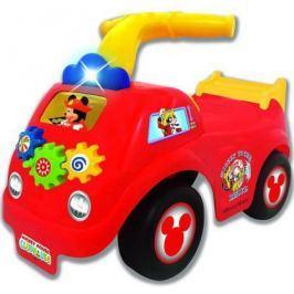 Каталка-пушкар Kiddieland Спортивная машина Микки Мауса красный от 1 года пластик