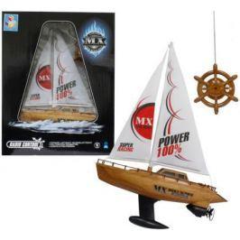 Радиоуправляемая парусная лодка Тилибом Super Racing Т58537 пластик от 6 лет разноцветный