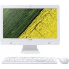 "Моноблок 20"" Acer Aspire C20-720 1600 x 900 Intel Celeron-J3060 4Gb 1 Tb Intel HD Graphics 400 DOS белый DQ.B6XER.008 DQ.B6XER.008"