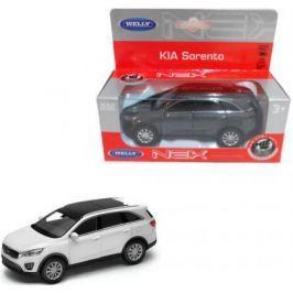 Автомобиль Welly Kia Sorento 1:34-39 цвет в ассортименте