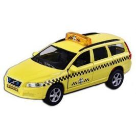 Машина Пламенный мотор Volvo V70 Такси 13 см желтый 870190