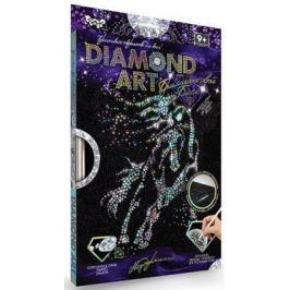 Набор для изготовления картин ДАНКО-ТОЙС Diamond Сова DAR-01-02 от 9 лет