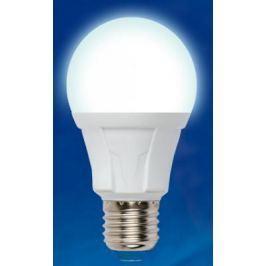 Лампа светодиодная (UL-00001527) E27 12W 4000K груша матовая LED-A60 12W/NW/E27/FR PLP01WH