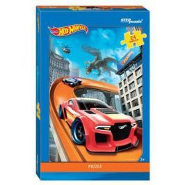 "Пазл 24 элемента Step Puzzle ""Hot Wheels"" 90029"