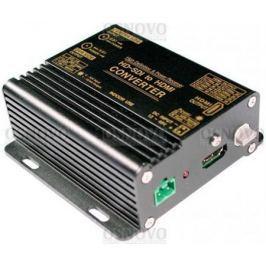 Преобразователь OSNOVO CN-SD/HI формата SDI SD-SDI HD-SDI 3G-SDI в HDMI с дополнительным выходом SDI