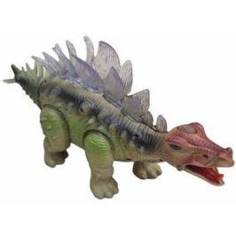 """Интерактивная игрушка Shantou Gepai """"Динозавр"""" - Стегозавр (свет, звук) в ассортименте от 3 лет зелёный 635660"""