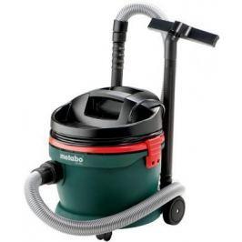 Промышленный пылесос Metabo AS20L (602012000) сухая влажная уборка зелёный чёрный