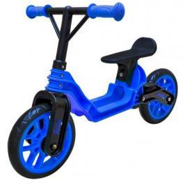 "Беговел RT Hobby bike Magestic 10"" черно-синий"