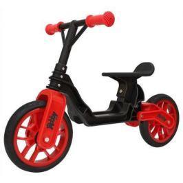 "Беговел RT Hobby bike Magestic 10"" черно-красный"