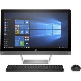 "Моноблок 23.8"" HP ProOne 440 G3 AiO 1920 x 1080 Intel Core i5-7500T 4Gb 500 Gb Intel HD Graphics Windows 10 Professional черный серый 1KN95EA"