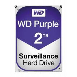 "Жесткий диск 3.5"" 2 Tb 6400rpm 64Mb cache Western Digital Purple SATAIII WD20PURZ"