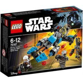 """Конструктор LEGO """"Лего: Звездные войны"""" - Спидер охотника за головами 122 элемента"""