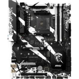 Материнская плата MSI X370 KRAIT GAMING Socket AM4 AMD X370 4xDDR4 3xPCI-E 16x 3xPCI-E 1x 6 ATX Retail