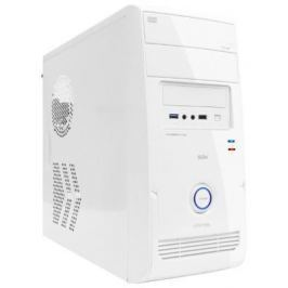 Корпус ATX PowerCool S6020-W 500 Вт белый