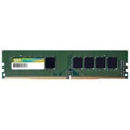 Оперативная память 8Gb PC4-19200 2400MHz DDR4 DIMM CL17 Silicon Power SP008GBLFU240B02