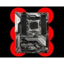 Материнская плата MSI X299 TOMAHAWK AC Socket 2066 X299 8xDDR4 4xPCI-E 16x 2xPCI-E 1x 8 ATX Retail