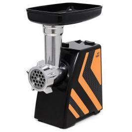 ЭлеKTромясорубка KITFORT KT-2101-3 1500 Вт чёрный оранжевый