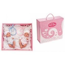 "Кукла-младенец Munecas Antonio Juan ""Пепито и Лолита"" 21 см 3902P"