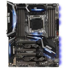 Материнская плата MSI X299 GAMING PRO CARBON AC Socket 2066 X299 8xDDR4 4xPCI-E 16x 2xPCI-E 1x 8 ATX Retail