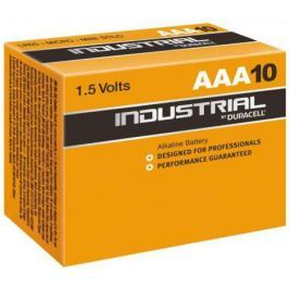 Батарейки Duracell Industrial AAA 10 шт
