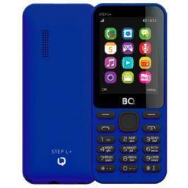 Мобильный телефон BQ BQM-2431 Step L+ темно-синий