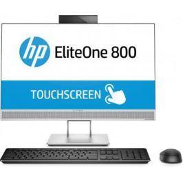 "Моноблок 23.8"" HP EliteOne 800 G3 All-in-One 1920 x 1080 Intel Core i7-7700 8Gb 512 Gb Intel HD Graphics 630 Windows 10 Professional серебристый черный 1KA76EA"