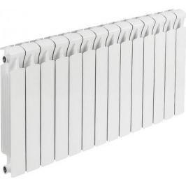 Биметаллический радиатор Rifar Monolit 350 14 секций 1876Вт