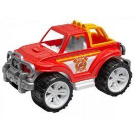 Машина ТехноК «Внедорожник» Пожарная T3541 красный